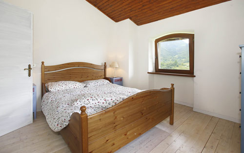 Bed and Breakfast Lago d'Iseo - Camera matrimoniale Scoiattolo