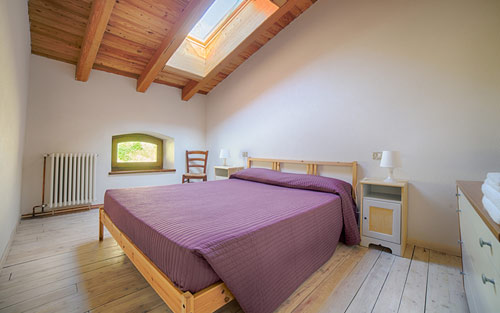 Bed and Breakfast Lago d'Iseo - Camera matrimoniale Tasso