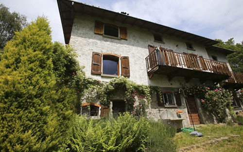 Bed and Breakfast Lago d'Iseo - la casa